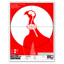"Turkey & Clay 19""x25"" Paper Shotgun Patterning Target by Thompson"