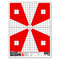 Scope 3 Paper Long Distance Optics Target