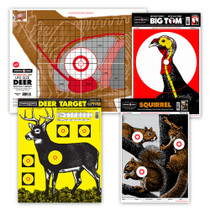 Life Size Animal Hunting Paper Targets