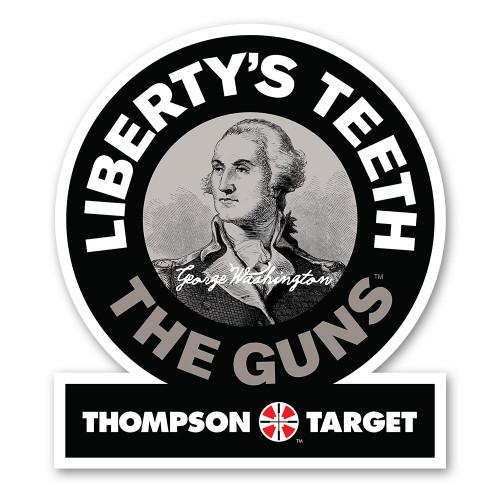 George Washington 2nd Amendment Gun Rights Poster by Thompson Target