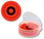 Bright Spots Orange Adhesive Shooting Targets by Thompson