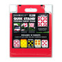 Quik-Stand Target Stand & 10 Paper Shooting Targets In Package