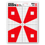 Scope 3 Alignment/Sight-In Zeroing Paper Shooting Targets by Thompson