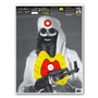 """Crazy-Bones Terrorist Isis 19""""x25"""" Paper Shooting Targets by Thompson"""