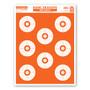 "Basic Training Bullseye 19""x25"" Economy Paper Shooting Targets by Thompson"