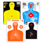 Silhouette Targets Self Defense Training Combo Pack