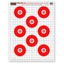Sight Seer Red Shooting Targets