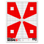 Scope 3 Paper Long Distance Optics Target