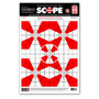 Scope Alignment Paper Shooting Targets