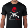 Liberty or Death Gun Rights 2nd Amendment Second 2A T-shirt by Thompson Target