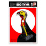 """Life Size Turkey 12.5""""x19"""" Paper Hunting Targets by Thompson"""