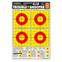 "Trouble-Shooter Handgun Diagnostic 12.5""x19"" Paper Shooting Targets by Thompson"