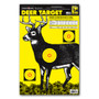 """Realistic Deer 15""""x19 Paper Hunting & Shooting Target by Thompson"""