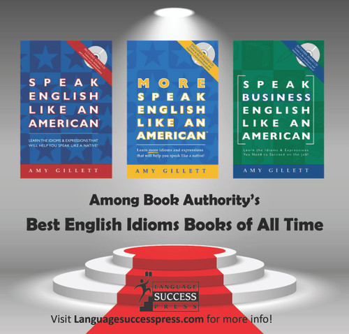 Best English Idioms Books of All Times - We Made the List!