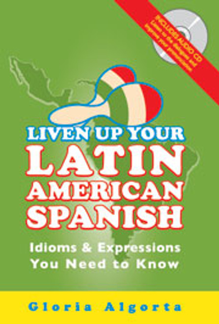 Improve your Spanish - Speak Better Latin American Spanish with this book & audio CD