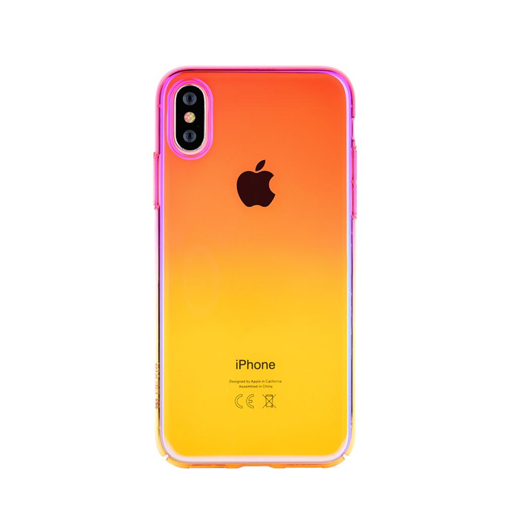 0d465d14f2d Devia Aurora Case Yellow Purple