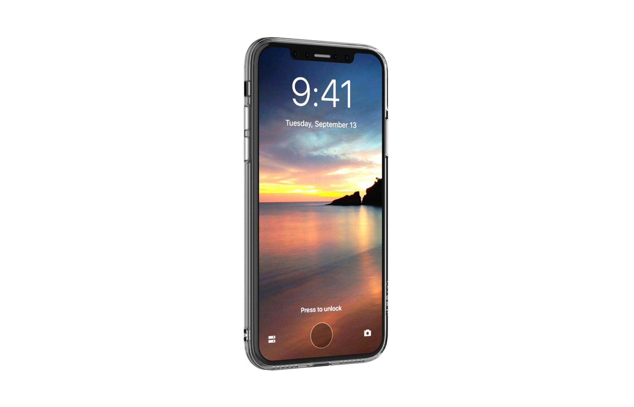 iPhone X/XS - Anti-shock soft