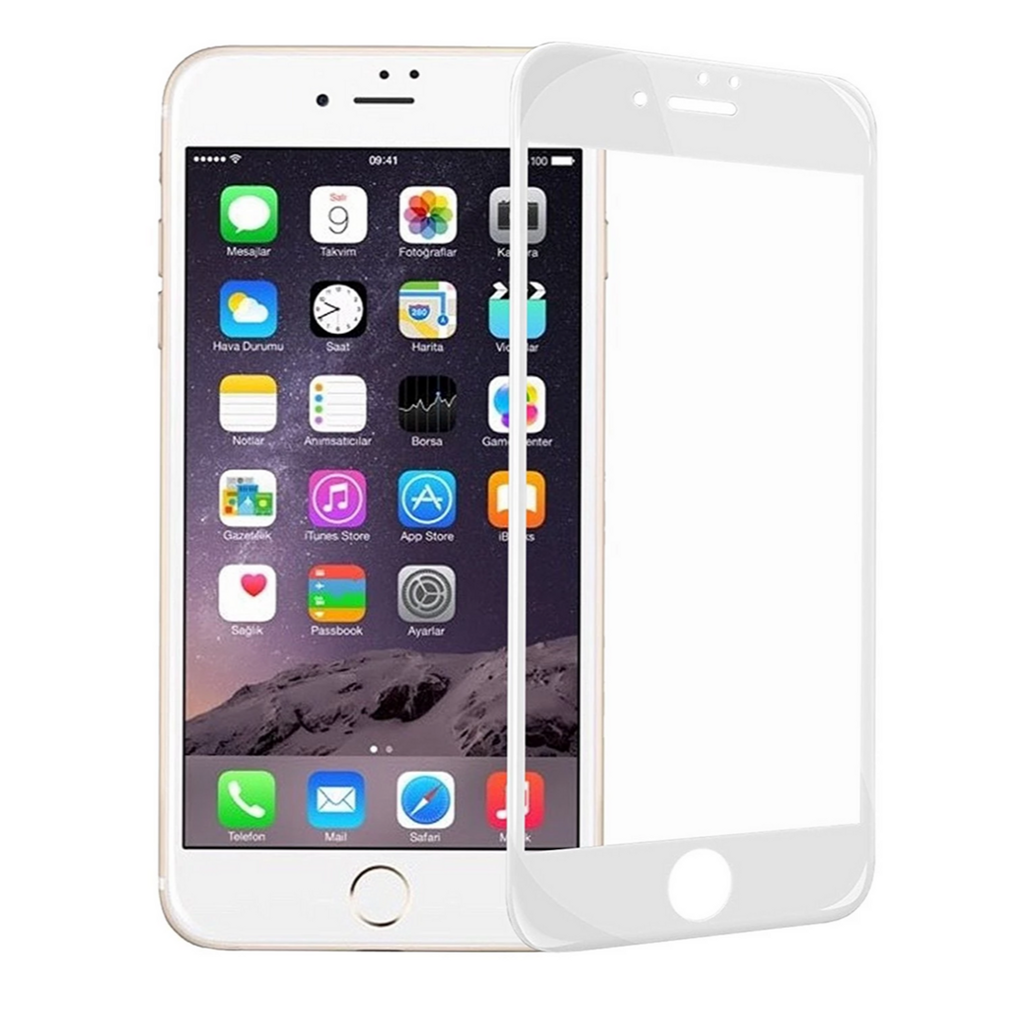 iPhone 7/8 Plus - Eagle Eye Full Screen Tempered Glass