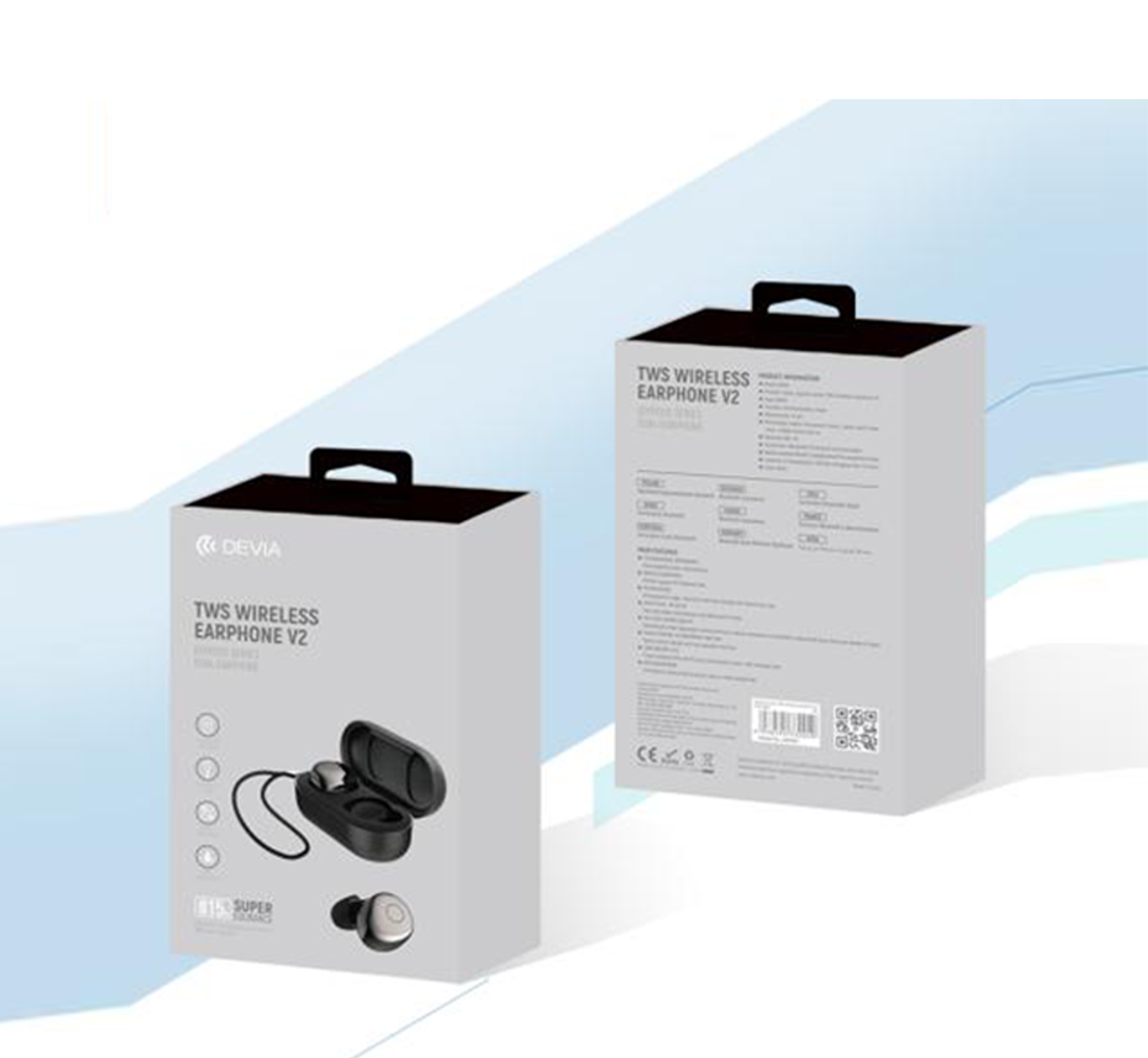 Joypods Series TWS Wireless Earphone V2