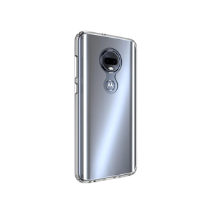 Shockproof TPU Case Moto G7 Power Crystal Clear