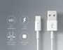 Smart Cable for Apple iOS (MFI) - New    Devia Canada