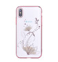 iPhone X/XS - Crystal Lotus case - New |  Devia Canada