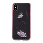 iPhone X/XS - Crystal Lotus case - New    Devia Canada