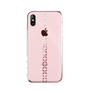 Devia Lucky Star Crystal Case silver, iPhone X/XS