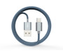 Gracious Micro Cable for Android Grey