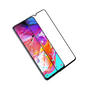 Samsung A50/A20/A30 Tempered Glass - Black