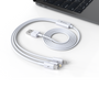 Devia Smart 3 in 1 Charging Cable type c cable, lightning cable, micro cable