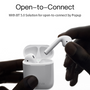 Bluetooth AirPod With Wireless Charging V6+