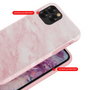 iPhone 11  - Marble Series Case
