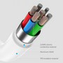 Smart Series PD Cable for Type-C to Lightning (MFI) 18W