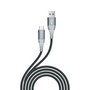 Shark series supercharge USB to TYPE- C braid Cable(5A,1.5M) usb types c, usb c charger, usb c to usb c, usb c cable, type c charger, usb c port