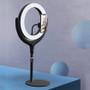 Devia LED Lamp Video Photography Ring Light Kit White 12 Inch