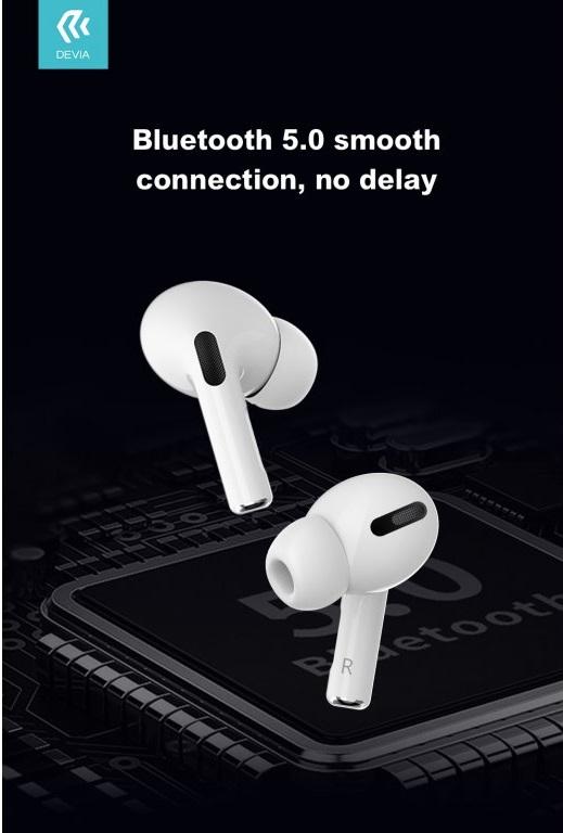 Devia TWS Kintone Wireless Earphone Pro