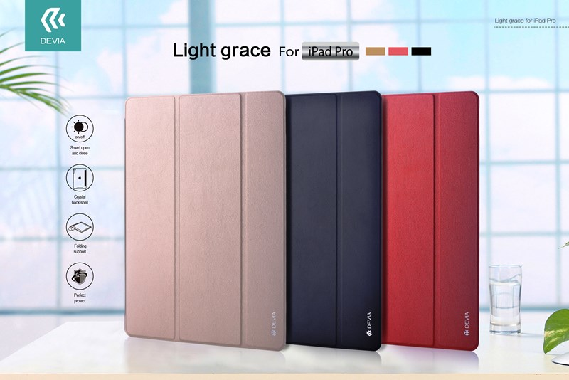 "iPad Pro 11"" - Light Grace Case"