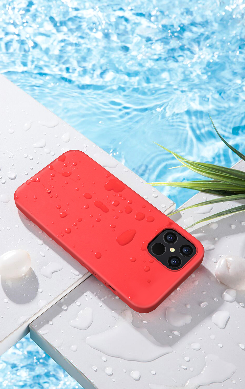 Devia Nature Series Silicone Case For iPhone 12, IPhone 12 Max, iPhone 12 Pro and iPhone Pro 12 Max