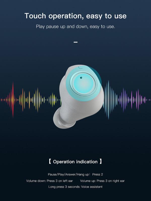 Devia Joy A4 series TWS wireless earphone