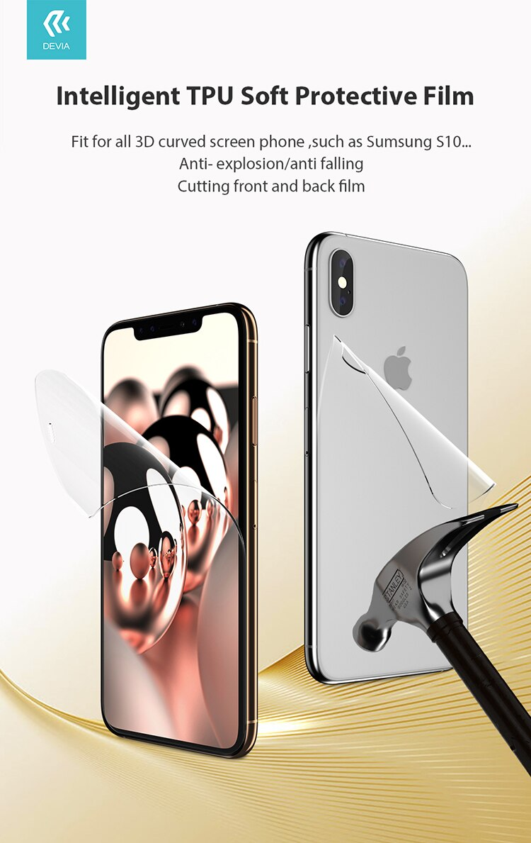 Discover the most resistant screen protector in the market, the machine is light and without edges, it does not take up space. Perfect design, simple, practical and  easy to use.