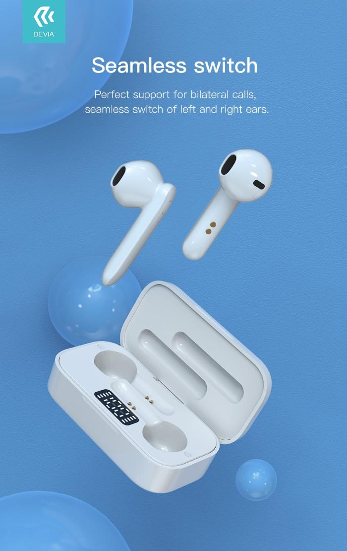 Devia Joy A2 series TWS wireless earphone