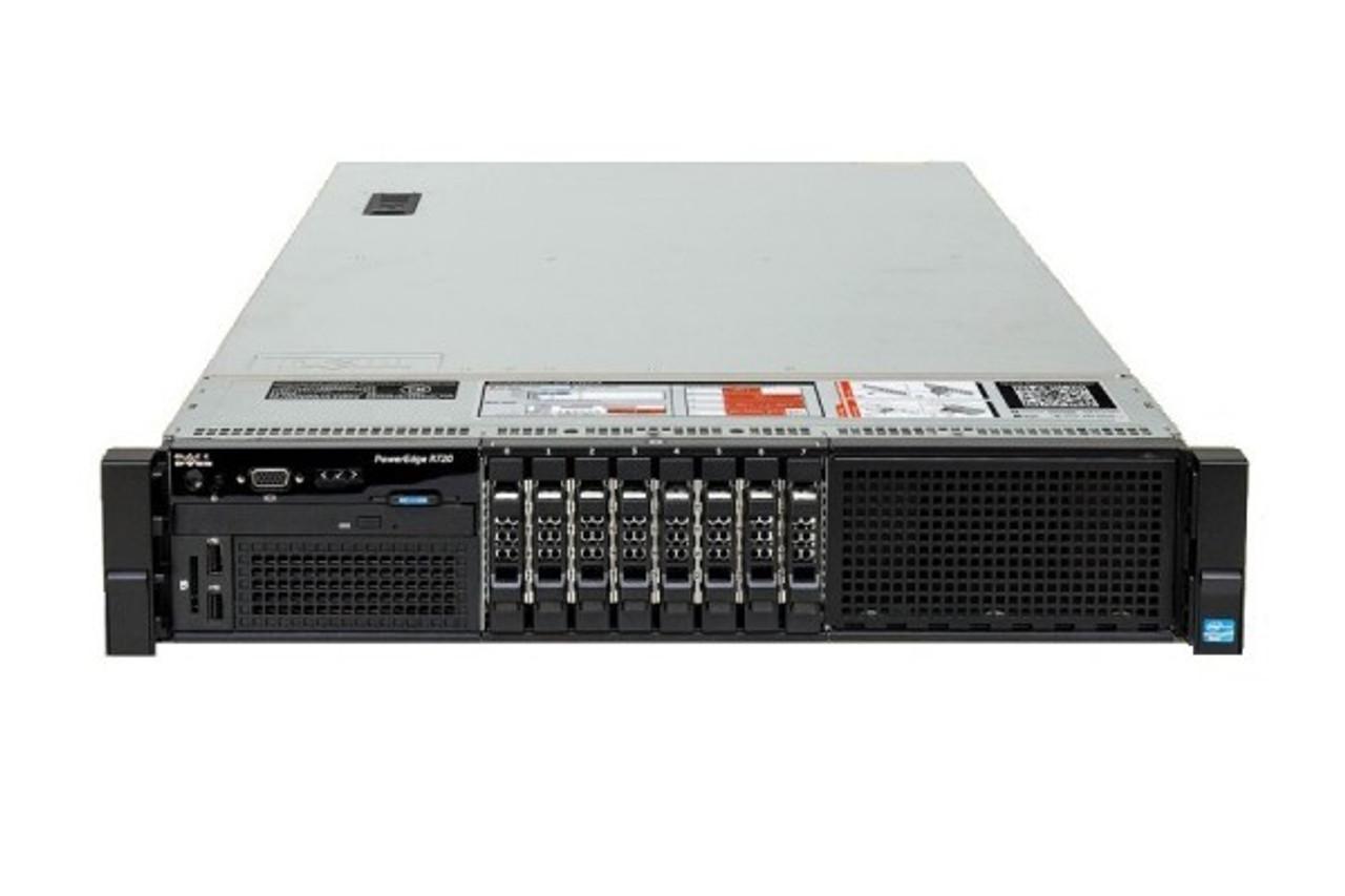 Dell PowerEdge R720 Server, 2x Intel Xeon E5-2640 HexaCore CPUs,144GB RAM,  8x 480GB SSD, 8-Bay