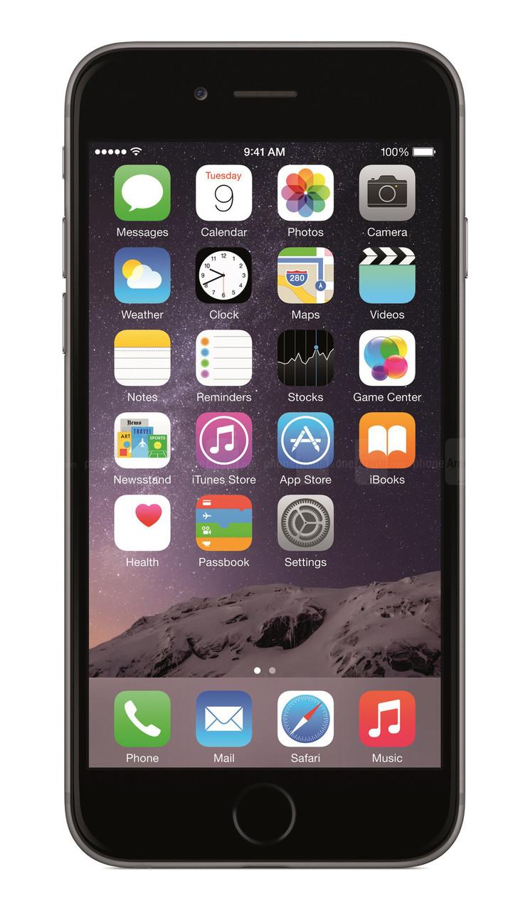 san francisco 4df21 119a8 Apple iPhone 6 Plus [GLD-P4-EXG], 128GB
