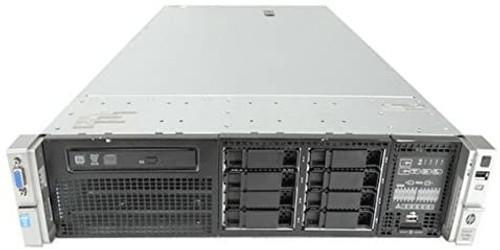 HP ProLiant DL360 G8 8-Bay Server - 2x Intel Xeon E5-2660 8-Core CPU, 128GB RAM | Recompute