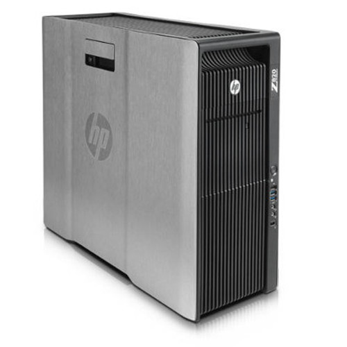 HP Z820 Dual Quad-Core Workstation, 2 x Xeon E5-2643, 64GB RAM