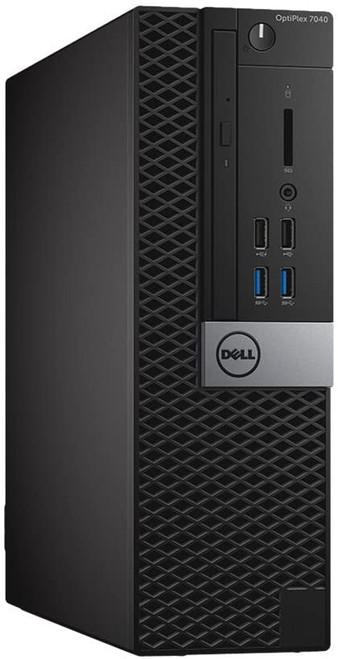 Refurbished Dell OptiPlex 7040 SFF Desktop - Recompute
