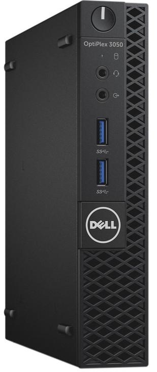 Dell OptiPlex 3050 Micro Desktop - Intel Core i5-7500T, 8GB RAM, 128GB SSD