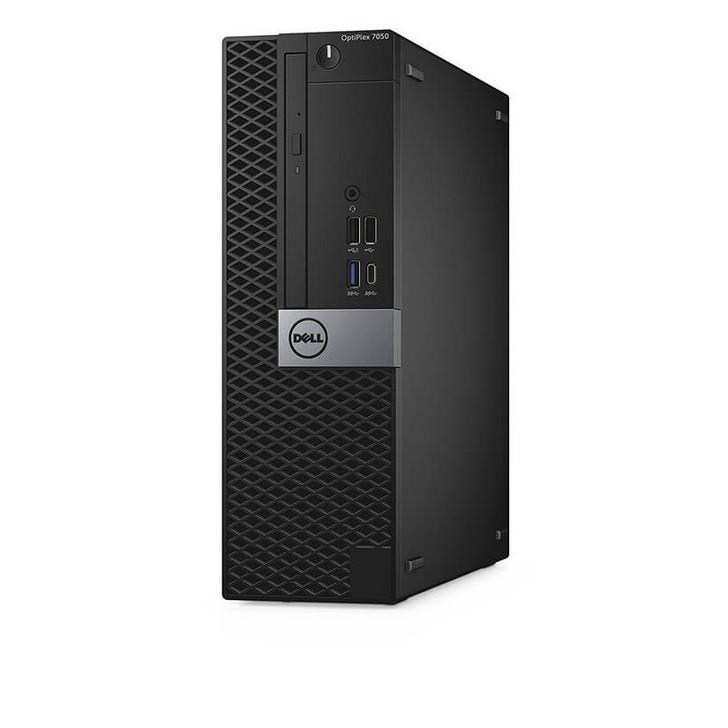 Dell OptiPlex 7050 SFF Desktop - Intel Core i7-7700, 12GB RAM, 256GB SSD