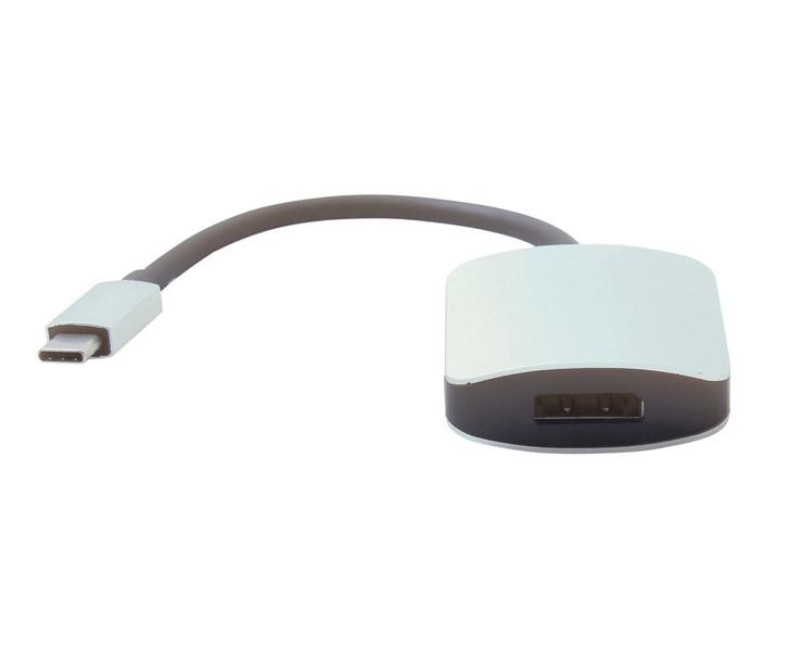 HyperTec USB C to Display Port 4K Adapter | Recompute